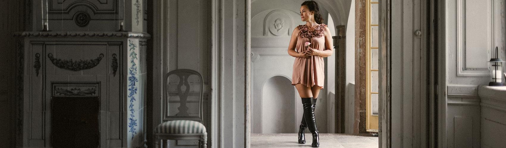 Rubber boots women