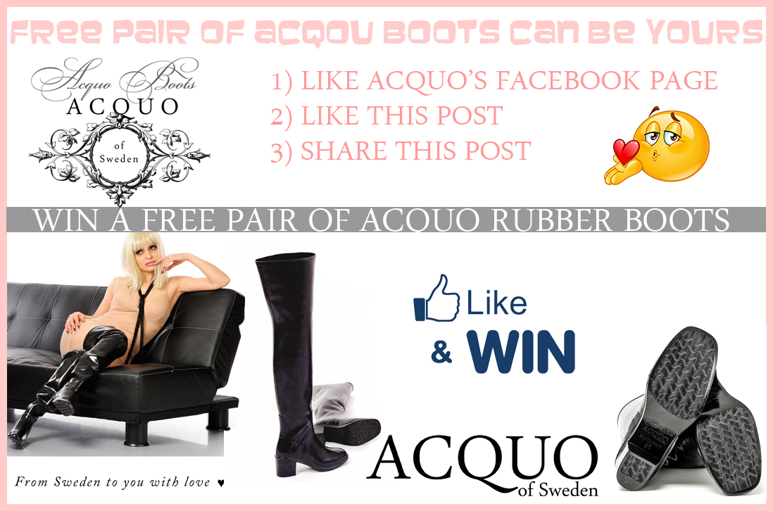 ACQUO Boots