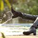 Overknee boots for spring