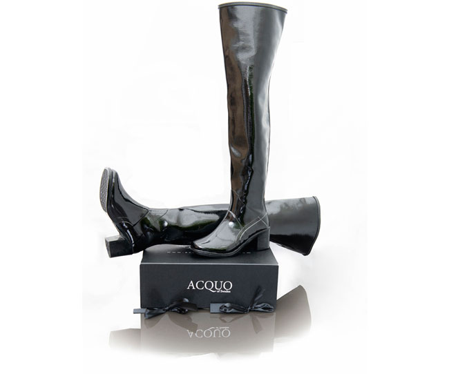 Natural Thigh Acquo Exclusive High Boots Rubber wPkXZiOulT